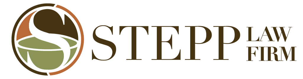 stepp law logo